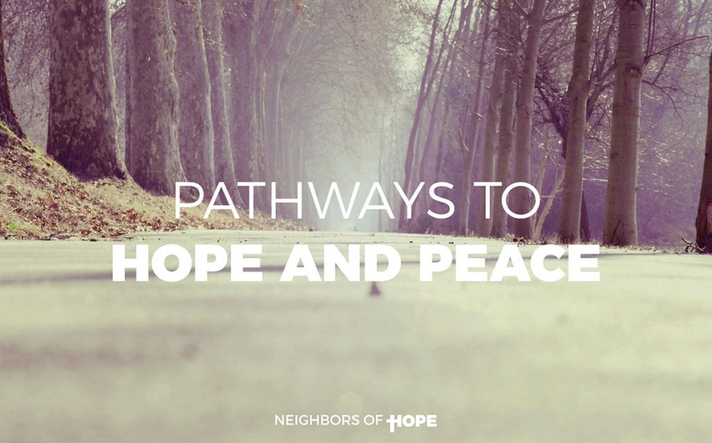 Pathways to Hope and Peace