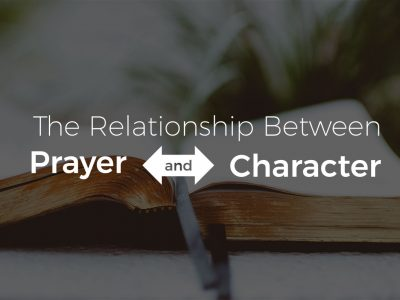 The Relationship Between Flesh and Character
